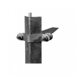 Protective angle holder universal with pin