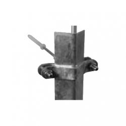 Protective angle holder universal with nail