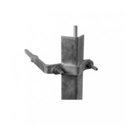 Protective angle holder into wood