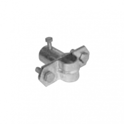 Interception rod holder for isolated LPS