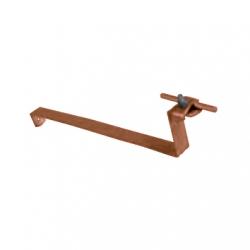 Podpera vedenia na škridlové strechy bramac / tondach